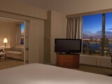 King Bedroom Suite- (c) 2015 Hilton Hotels & Resorts
