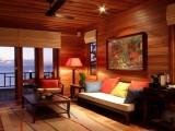Oceanview Hillside Villa