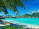 St Regis Bora Bora Resort  beach villa