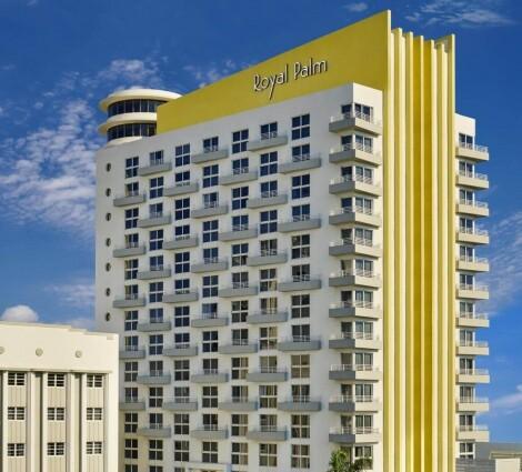 The Royal Palm Miami
