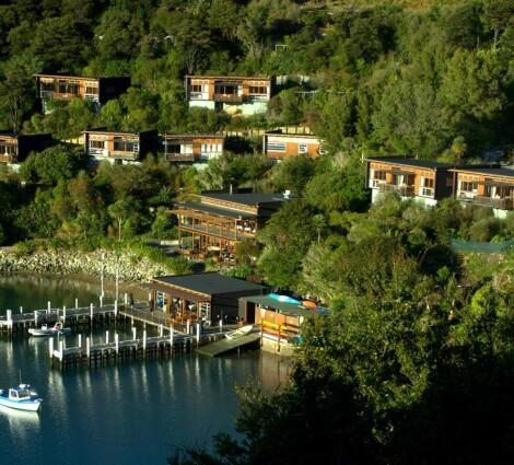 Bay of Many Coves Resort