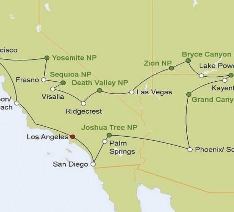 Körutazás: Great West