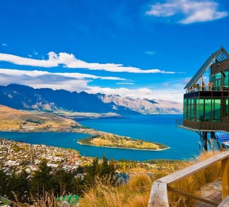 Új-Zélandi körutazás