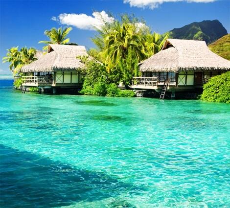 Bora Bora (Francia Polinézia)