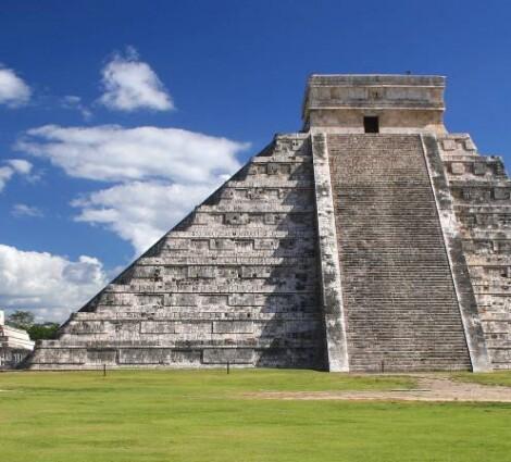 Chichen Itza - kirándulás a maja piramisokhoz (Mexikó)