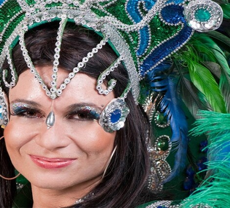 A fesztiválok fesztiválja - részvétel a Riói Karneválon